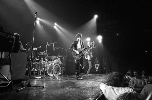 Led Zeppelin MSG 1973