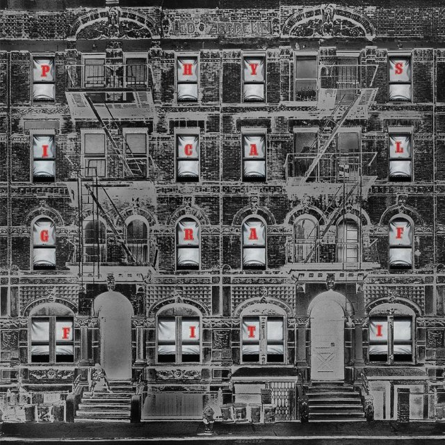 Physical Graffiti - Deluxe cover