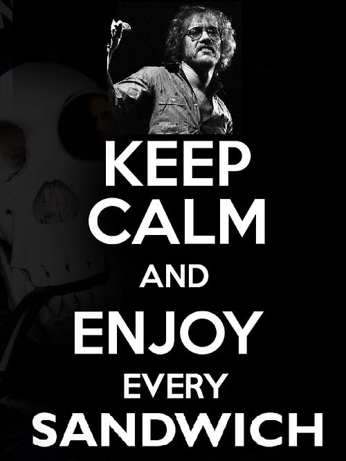 Keep Calm and Zevon