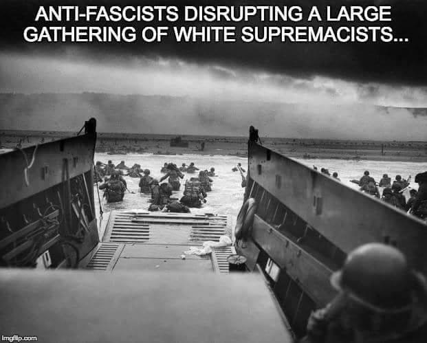 D-Day meme