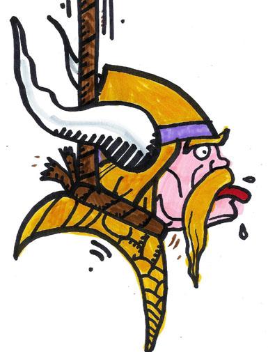 Choking Viking