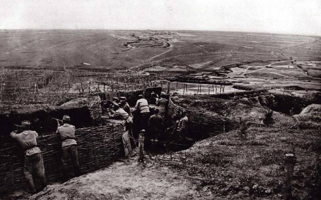 Grandpa's War II