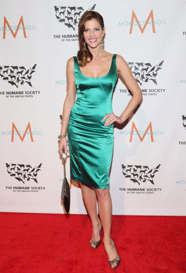 TRICIA HELFER at The Humane Society To The Rescue Gala